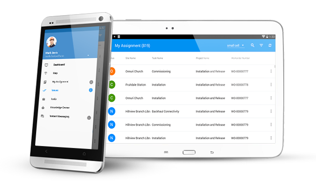 Access from Anywhere, Anytime to Manage and Monitor Your Projects